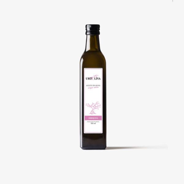 aceite de oliva virgen extra arbequina urdoliva fejidosa aove